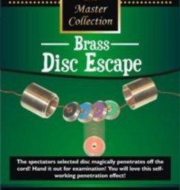 Trickmaster Brass Disc Escape
