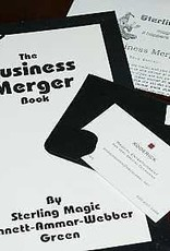 Business Merger With Book