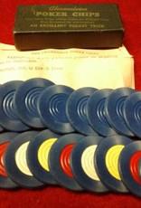 Chameleon Poker Chips