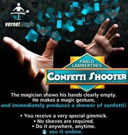 Vernet confetti shooter