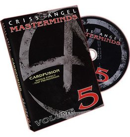 Criss Angel Criss Angel Masterminds Vol 5