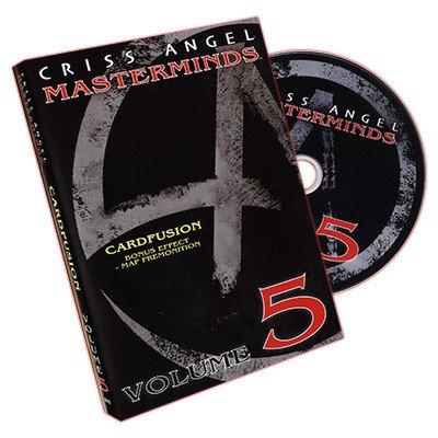 Criss Angel Criss Angel Masterminds Vol 5