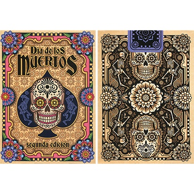 Murphy's Dia De Los Muertos Deck
