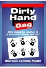 Trickmaster Dirty Hand Gag