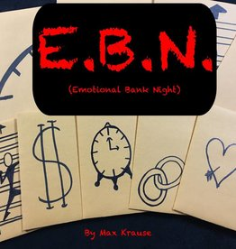Max Krause E.B.N. (Emotional Bank Night)