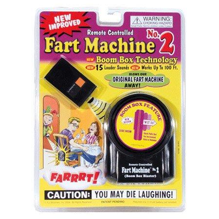 Trickmaster Electronic Fart Machine