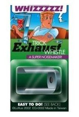 Exhaust Whistles