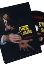 Extreme Coin Magic by Joe Rindfleisch