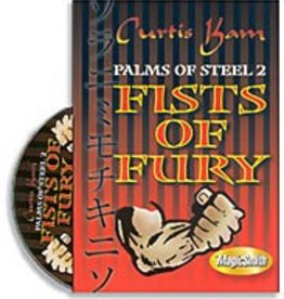 Fists of Fury Curtis Kam Palms of Steel vol. 2