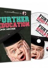 Alakazam Magic UK Further Education by John Archer