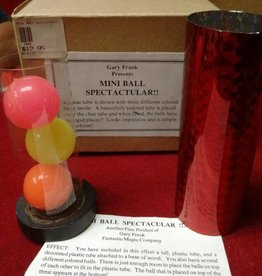 Gary Frank Presents Mini Ball Spectactular