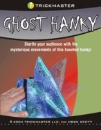 Trickmaster Ghost Hanky
