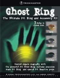 Trickmaster Ghost Rings
