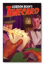 Gordon Bean's Time Card