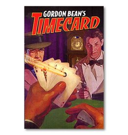 Gordon Bean's Time Card