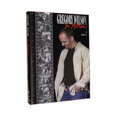 Murphy's Gregory Wilson In Action