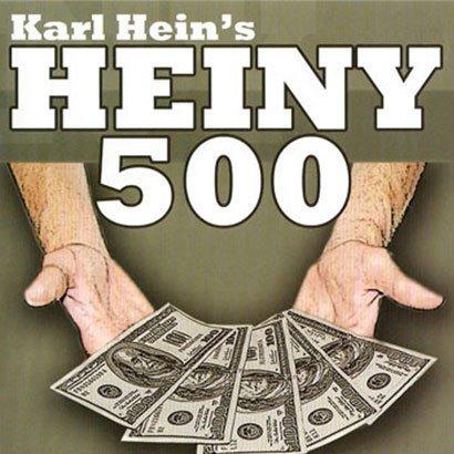 Kozmo Magic Heiny 500 by Karl Hein