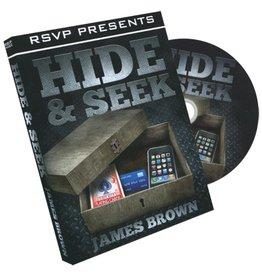 RSVP Magic Hide & Seek by James Brown