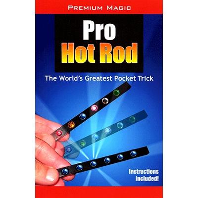 Premium Magic Hot Rod w/ book