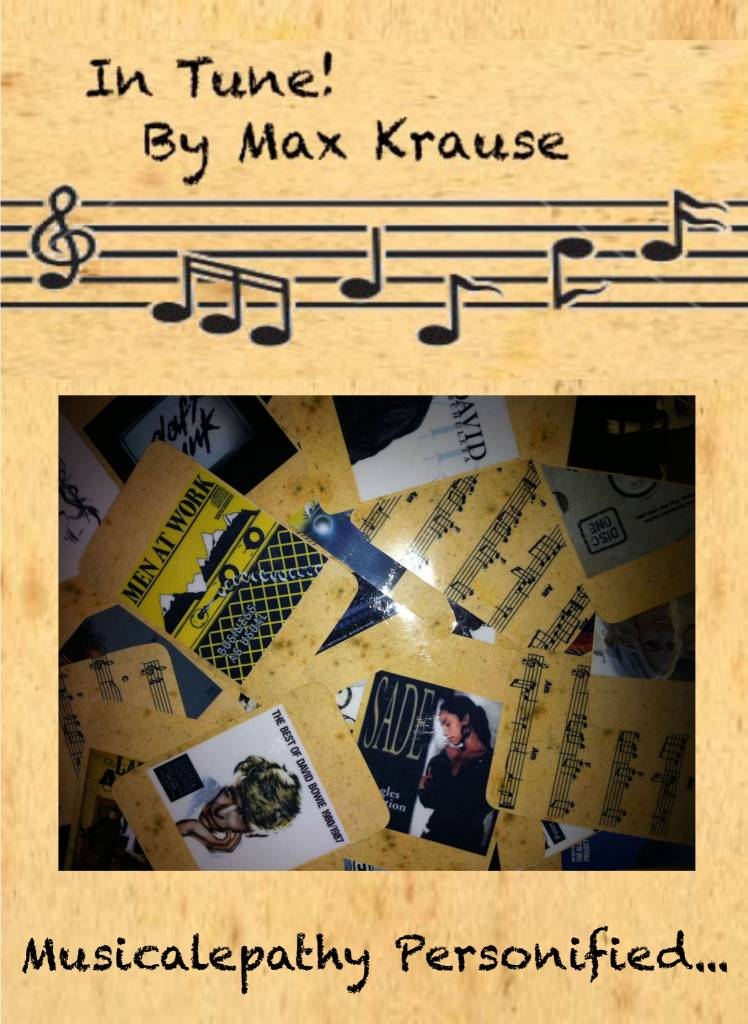 Max Krause In Tune!