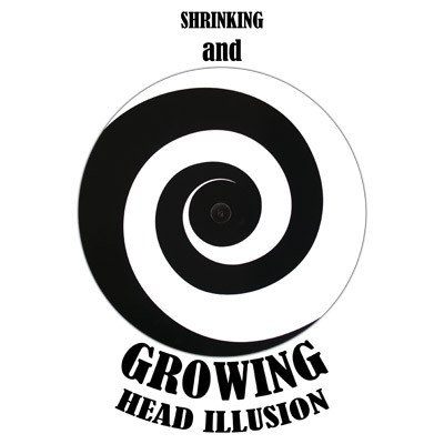 Top Hat Productions Incredible Shrinking and Growing Head illusion