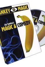 Sankeymagic Jay Sankey Magic & Comedy