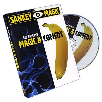 Sankeymagic Jay Sankey Magic & Comedy