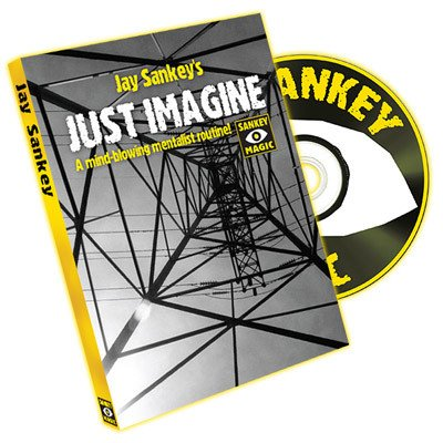Jay Sankey just Imagine by Jay Sankey