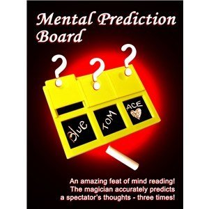 Fun Inc. Mental Prediction Board