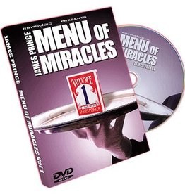 Menu of Miracles Vol. 1 by James Prince