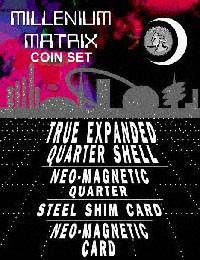 Millenium Matrix Coin Set