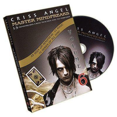Mindfreaks Vol. 6 by Criss Angel