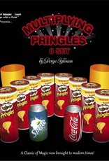 Twister Magic.com Multiplying Pringles Cans