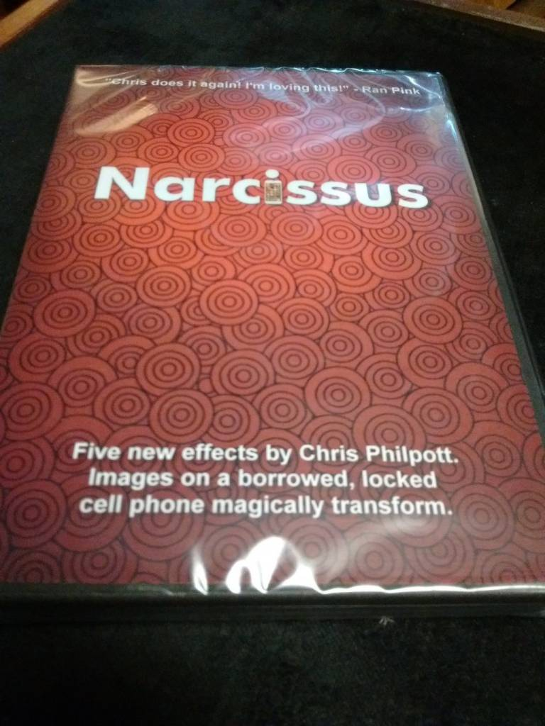 Murphy's Narcissus by Chris Philpott