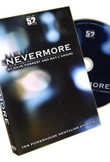 Full 52 Productions Nevermore by Dave Forrest and Mat L'anoire