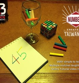 Murphy's Numberic by Taiwan Ben