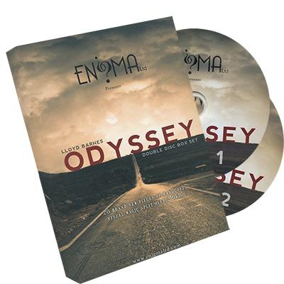 Odyssey (2 DVD set) by Lloyd Barnes
