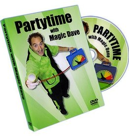 Partytime With Magic Dave by Dave Allen