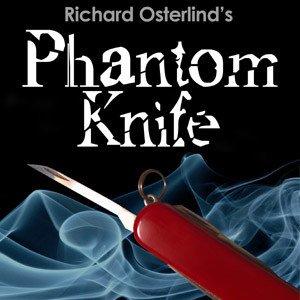 Phantom Knife by Richard Osterlind