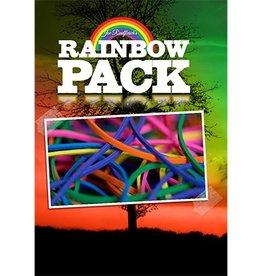 Murphy's Rainbow Rubber Bands