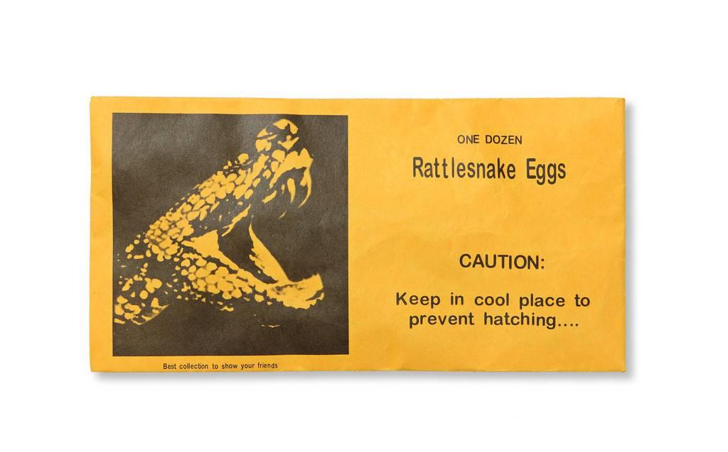 Rattlesnake Eggs