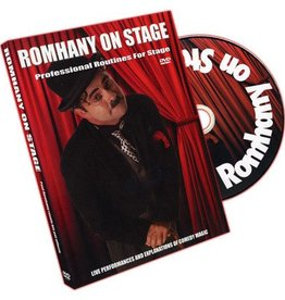 Romhany On Stage by Paul Romhany