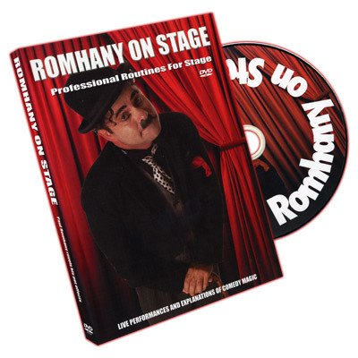 Romhany On Stage by Paul Romhany