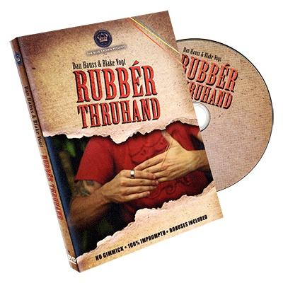 rubber thruhand