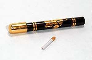 Shrinking Cigarette