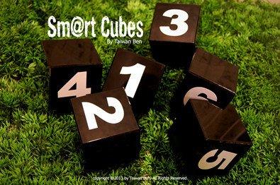 Sm@rt Cubes by Taiwan Ben