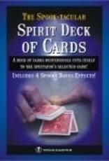 Trickmaster Spirit Deck of Cards