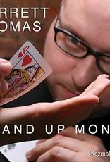 Kozmo Magic Stand up Monte- Garrett Thomas