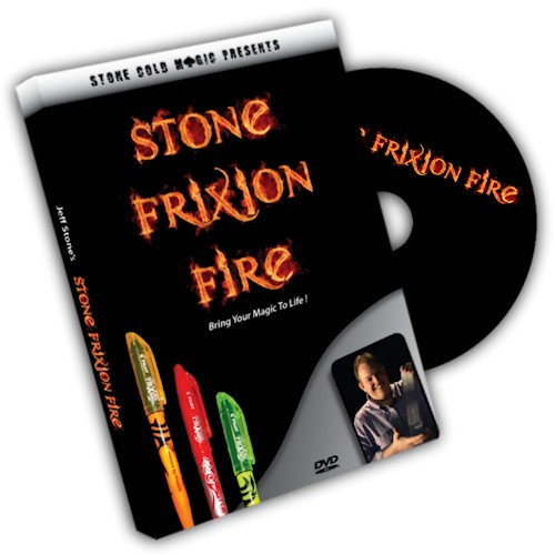 Stone Cold Magic Stone Frixion Fire