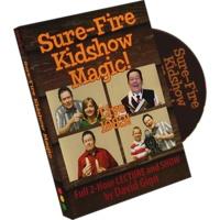 Sure-Fire Kidshow Magic